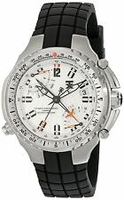 Timex TX Men's Flyback Chronograph Dual Time Compass Pilot Diver Watch - H2Z481