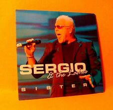Cardsleeve Single CD Sergio @ The Ladies Sister 2TR 2002 Belgian Eurovision Pop