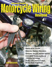 Advanced Custom Motorcycle Wiring Book by Jeff Zielinski~Revised Edition~ NEW!