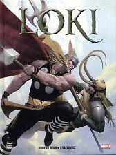 LOKI HC deutsch Marvel Graphic Novel #6 ROBERT RODI + ESAD RIBIC Hardcover THOR