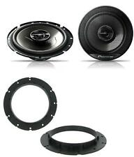 Citroen C4 2004-2010 Pioneer 17cm Front Door Speaker Upgrade Kit 240W