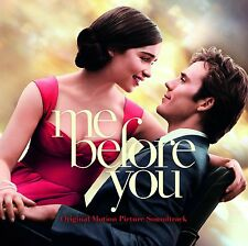 ME BEFORE YOU MOTION PICTURE SOUNDTRACK: CD ALBUM (June 3rd 2016)