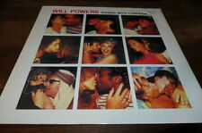 "WILL POWERS - Vinyle Maxi 45 tours / 12"" !!! KISSING WITH CONFIDENCE !!! FRANCE"