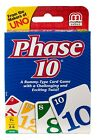 Phase 10 - Classic Card Game Brand New - A Rummy Type Game With A Twist