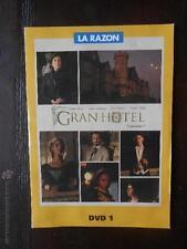 DVD GRAN HOTEL TEMPORADA 1 - DVD 1 (CAPITULOS 1 Y 2) - LA RAZON