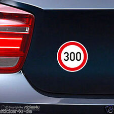 (03) Fun Sticker Aufkleber /  300 Limit Fun Ideal für stickerbomb JDM