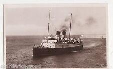 RMS Isle of Jersey Shipping RP Postcard, B544