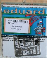 Eduard 1/48 FE768 Colour Zoom etch for the Hobby Boss Messerschmitt Me262B-1a/U1