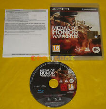 MEDAL OF HONOR WARFIGHTER Ps3 Versione Ufficiale Italiana »»»»» COMPLETO