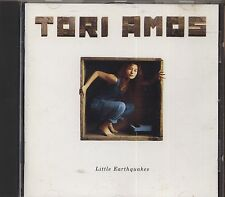 TORI AMOS - Little earthquakes - CD 1992 NEAR MINT CONDITION UNPLAYED