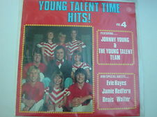 Young Talent Time - Favourite Hits Vol 4 LP MINT