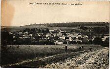 CPA Coulonges-En-Tardenois (Aisne) Vue générale (202181)