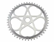 Bicycle Sprocket Chainring Js-s46t 1/2 X1/8 Chrome Cruiser Lowrider Bike(13
