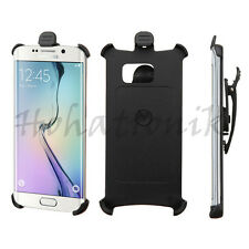 For Samsung Galaxy S5 Holster Ultra Slim Case Snap On Rotating Swivel Belt Clip