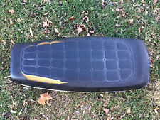 OEM seat from 1979 SUZUKI GS550 motorcycle