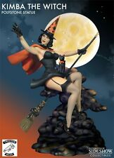 Tweeterhead Kimba the Witch Happy Halloween Polystone Statue New