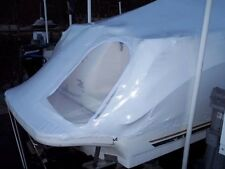 "30"" X 36"" BOAT MARINE SHRINK WRAP ZIPPER ACCESS DOOR"
