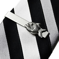 Piranha Tie Clip - Tie Bar - Tie Clasp - Business Gift - Handmade - Gift Box