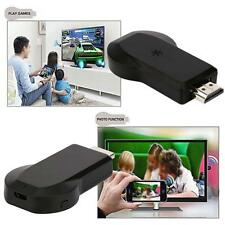 2.4G WiFi Display Dongle Receiver Wireless 1080P Airplay DLNA Miracast TV USB WT