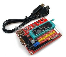 Mini System PIC Development Board + Microchip PIC16F877 PIC16F877A+ USB Cable