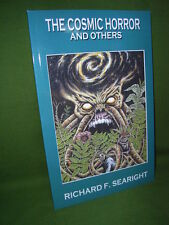 RICHARD F SEARIGHT THE COSMIC HORROR AND OTHERS NUMBERED LIMITED EDITION PB