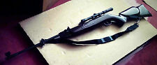 SNIPER RIFLE Air Gun With Zoom Scope 3-7X20 .22 Caliber  200M Range NO LICENSE