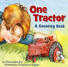 One Tractor: A Counting Book