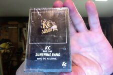 KC and the Sunshine Band- Who Do Ya (Love)- new/sealed cassette tape