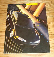 Original 1995 Eagle Talon Deluxe Sales Brochure 95
