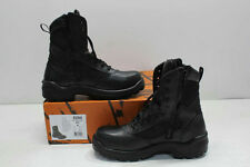 """Red Wing Shoes Worx Men's Size 7.5M Black 8"""" Work Boots 5290"""