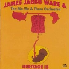 James Jabbo Ware Heritage Is SOUL NOTE CD 1994