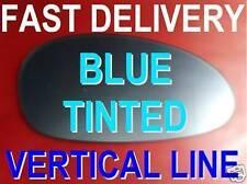 BMW SERIES 3 E90 E91 E92 E93 2005+ WING MIRROR GLASS BLUE WIDE ANGLE RIGHT/ LEFT