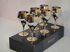 Zepter Wine Glass 2016 Prince 6pc Wine Set LS 170-2-DG Decor Gold
