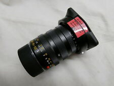 Leica Tri-Elmar-M 28-35-50mm f/4 Aspherical MF Lens w/ Hood - Worldwide Ship