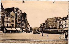 CPA ROUBAIX .- Place de la gare au loin  (193804)