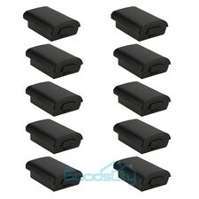Lot 10x New Battery Pack Cover Shell Case Kit for Xbox 360 Wireless Controller