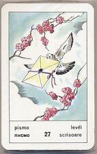 Cartomancia Tarot Cartas Gipsy Baraja De Cartas-Zigeuner - 6 Idiomas # 120c