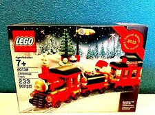 LEGO Christmas Train 40138 Limited Edition 2015 Holiday Promo Brand NEW Sealed