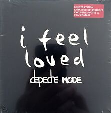 Depeche Mode Maxi CD I Feel Loved (LCDBONG31) - Benelux - (M/M - Scellé /