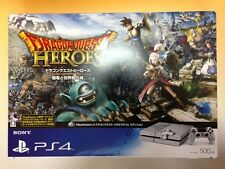 CONSOLE PLAYSTATION 4 DRAGON QUEST HEROES METAL SLIME LIMITED EDITION PS4 /379