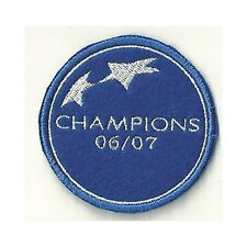 [Patch] CHAMPIONS LEAGUE 2006/07 replica diametro cm6,5 ricamo termoadesiva -176