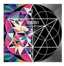 2NE1 - Crush [New CD] Asia - Import