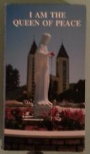 I AM THE QUEEN OF PEACE  medjugorje      VHS VIDEOTAPE