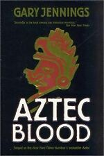 Aztec Blood, Gary Jennings, Acceptable Book