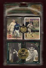 1995 Conlon Collection FACTORY SET (110 cards + 11 BONUS cards worth $25-$35) A
