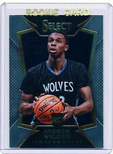 #1/5~RC~ANDREW WIGGINS 2014-15 Select Panini Limited Edition ROOKIE CARD~'14~ROY