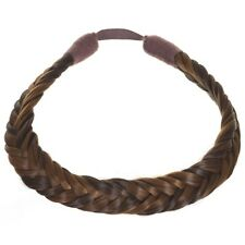 Fishtail Hair Band | Elasticated Fashion Hair Braid | 9 Natural Colours