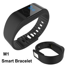 Smart Wristband Bracelet Heart Rate Monitor Fitness Bluetooth 4.0+ Sport Watch