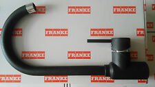 Franke POLA GRAPHITE MONOBLOC Kitchen SINK TAP single lever Swivel Spout