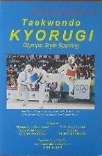 TAEKWONDO KYORUGI OLYMPIC STYLE SPARRING BLACK BELT KARATE KUNG FU MARTIAL ARTS